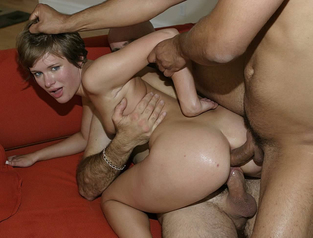Prison Tied Bitch Fucked In Her Mouth Then Fingered And